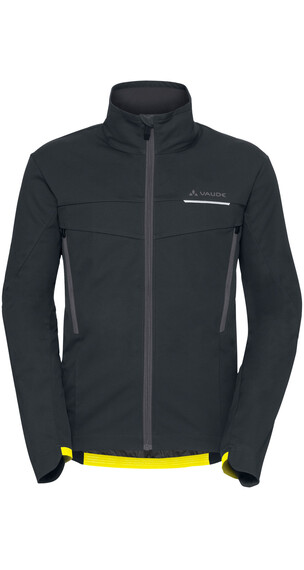 VAUDE Larrau Softshell Jacket Men phantom black